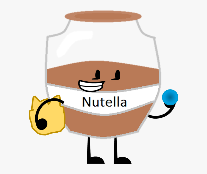 Nutella, HD Png Download, Free Download