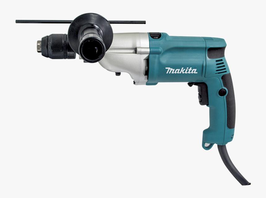 Transparent Drill Png - Makita Hp2051, Png Download, Free Download
