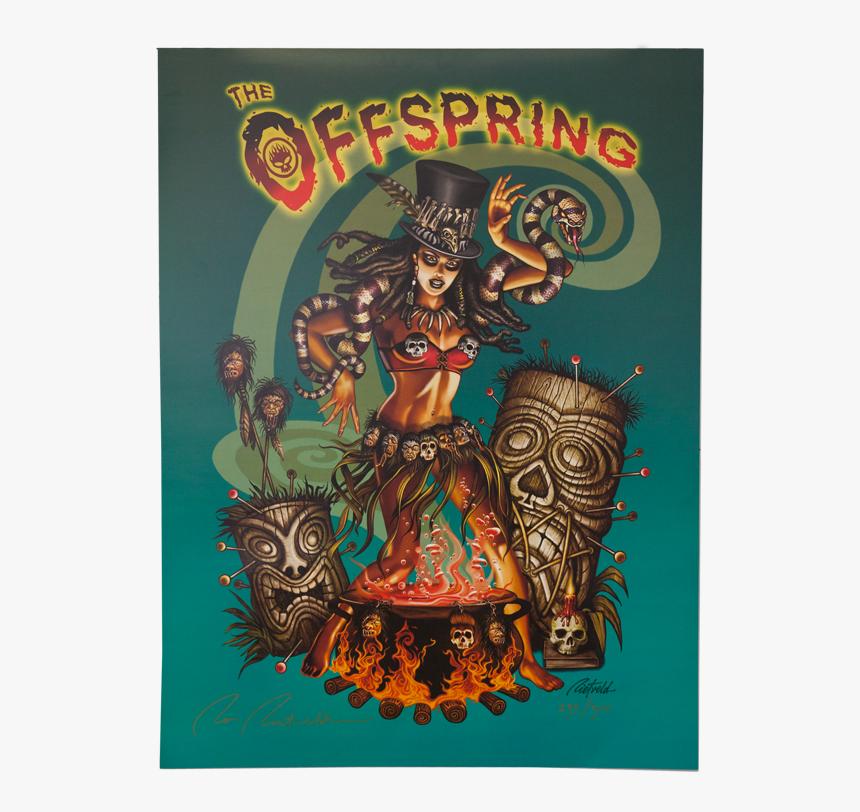 Offspring Concert Poster, HD Png Download, Free Download
