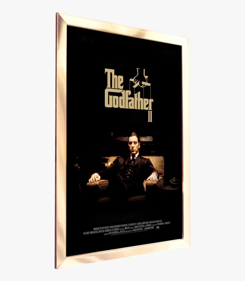 Godfather Part 2 Poster, HD Png Download, Free Download