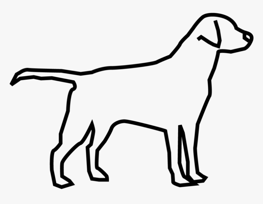Hunting Dog, HD Png Download, Free Download