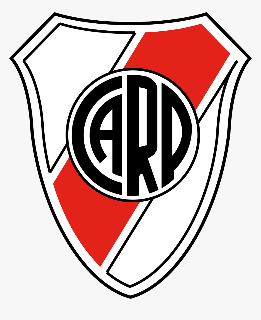 River Plate Escudo Image - River Plate Logo Png, Transparent Png, Free Download