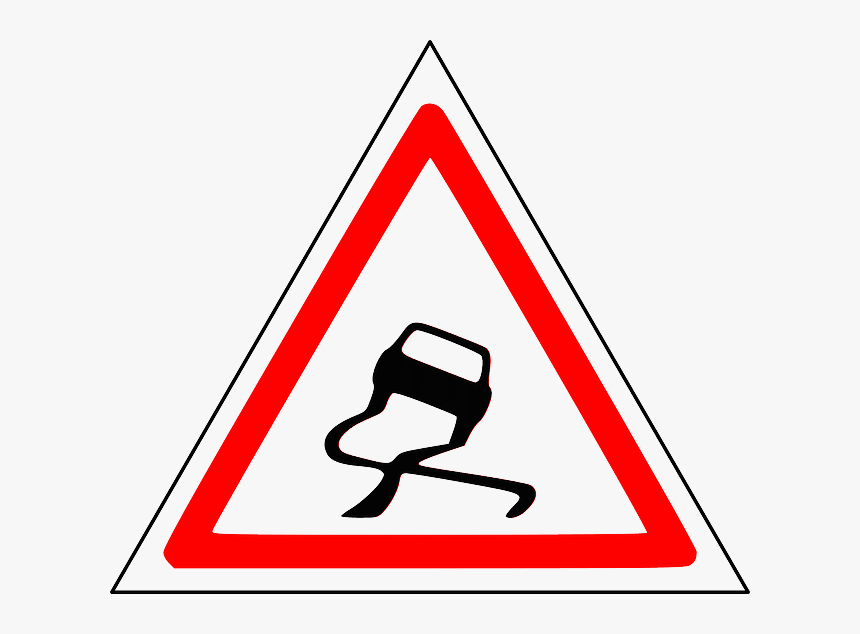 Slippery Slope Cancel - Slippery Road Png, Transparent Png, Free Download