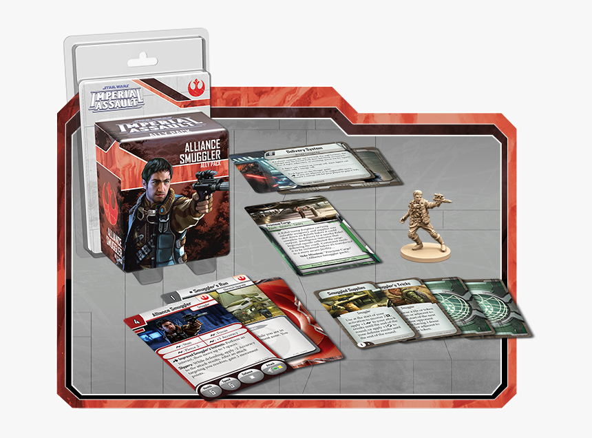 Star Wars Imperial Assault Luke Skywalker Jedi Knight, HD Png Download, Free Download
