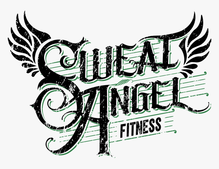 Crossfit Sweat Angel - Graphic Design, HD Png Download, Free Download