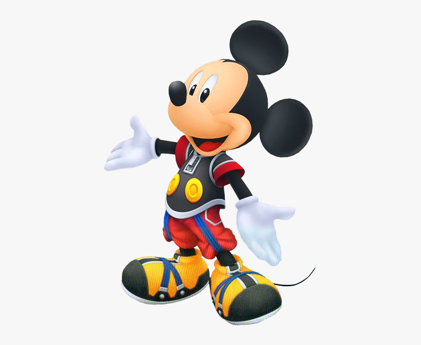 Kingdom Hearts 1 Mickey, HD Png Download, Free Download