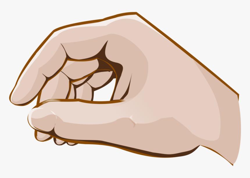 Hand Drawing - Grabbing Hand Clip Art, HD Png Download, Free Download