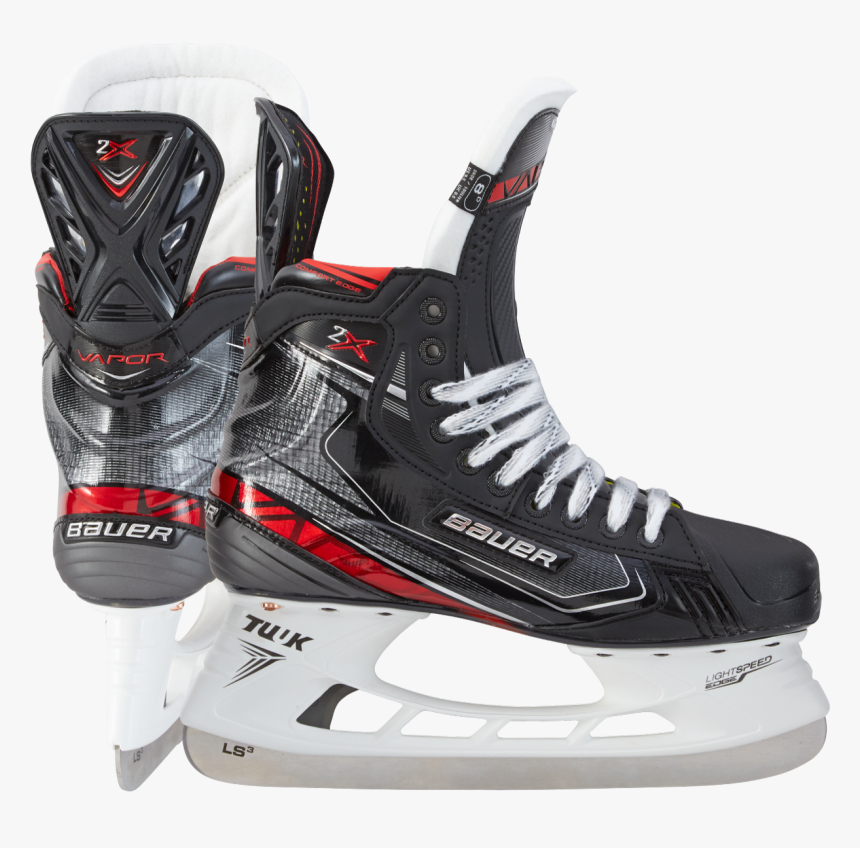 Bauer Vapor 2x Skates, HD Png Download, Free Download