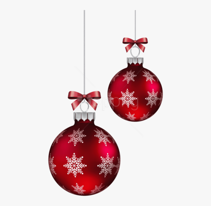Transparent Christmas Bulb Png - Christmas Ornaments Transparent Background, Png Download, Free Download