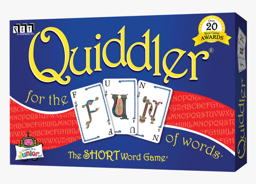 Quiddler, HD Png Download, Free Download
