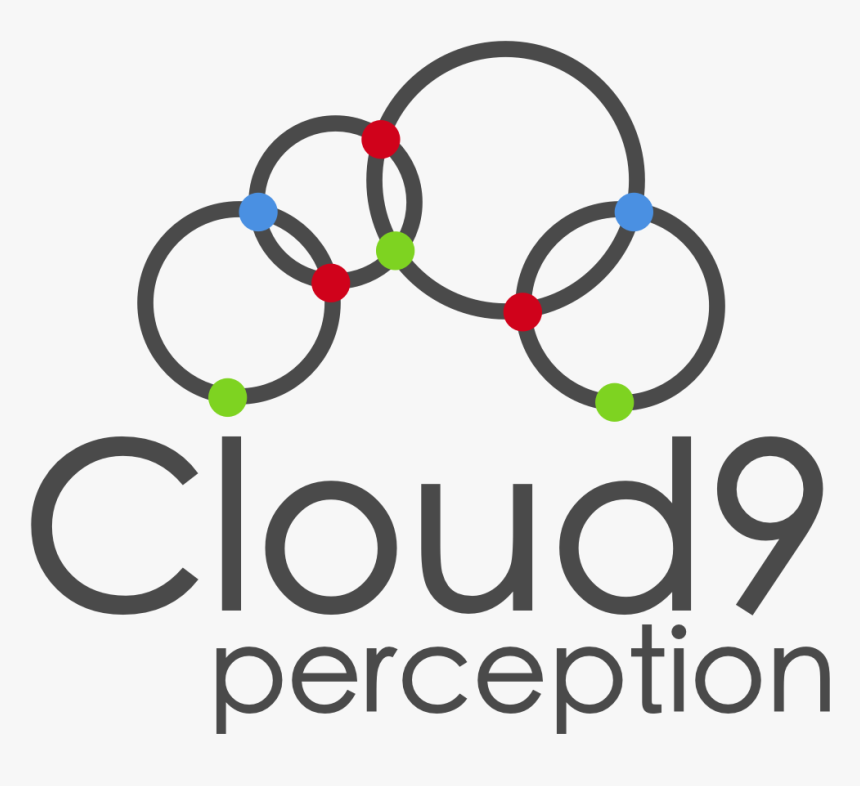 Cloud 9 Perception Logo - Cloud 9 Perception, HD Png Download, Free Download