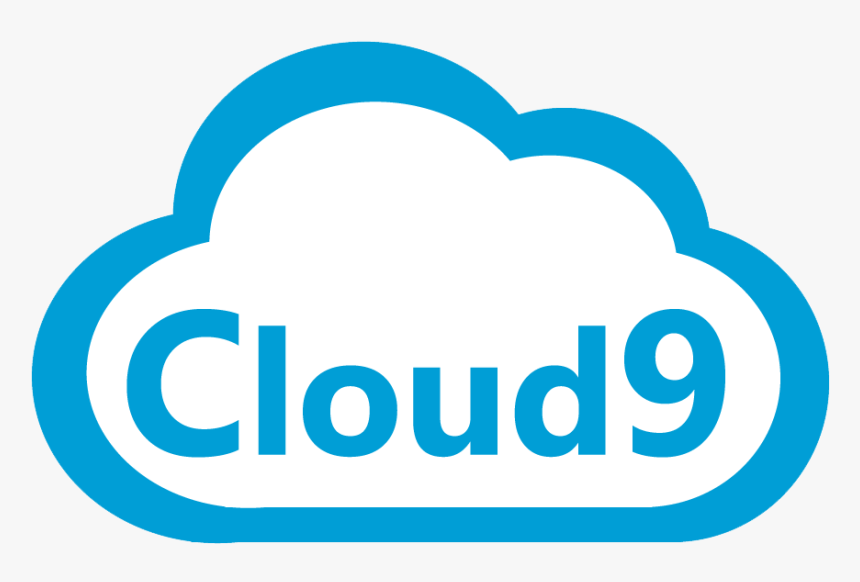 Cloud 9 Smokeshop Logo, HD Png Download, Free Download