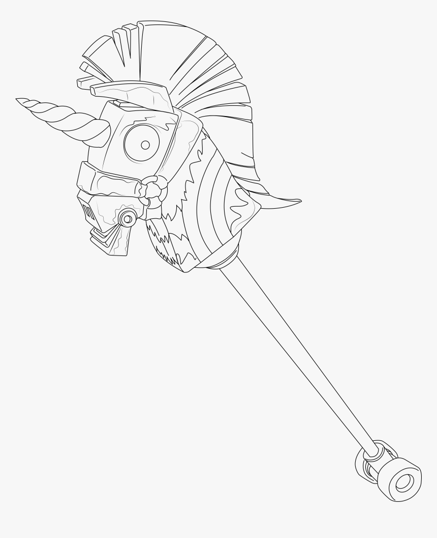 Coloring Ideas Drawing And Coloring Pages Fortnite - Fortnite Coloring Pages Season 9, HD Png Download, Free Download