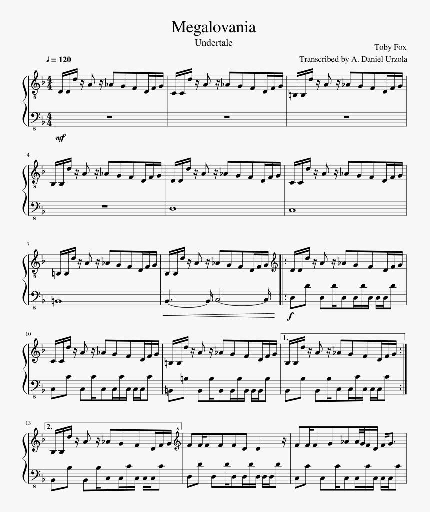 Medium Piano Sheet Music, HD Png Download, Free Download