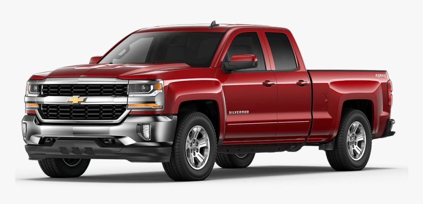 2016 Chevrolet Silverado - 2017 Chevy Truck Blue, HD Png Download, Free Download
