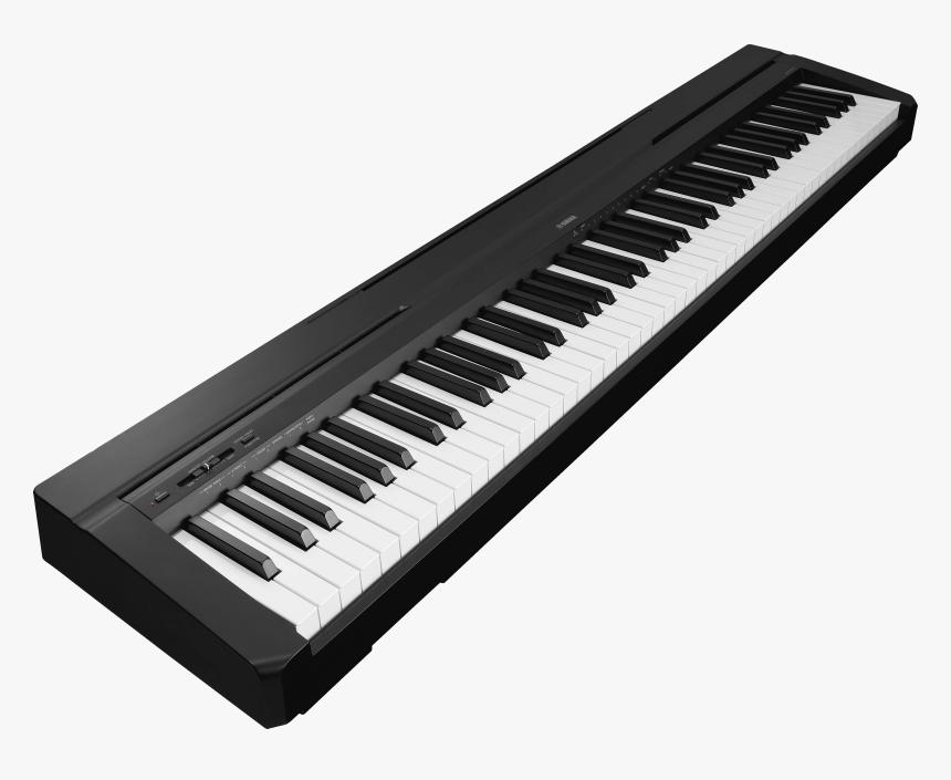 Clip Art Piano Keyboard Png Digital Piano Yamaha P45 Transparent Png Kindpng
