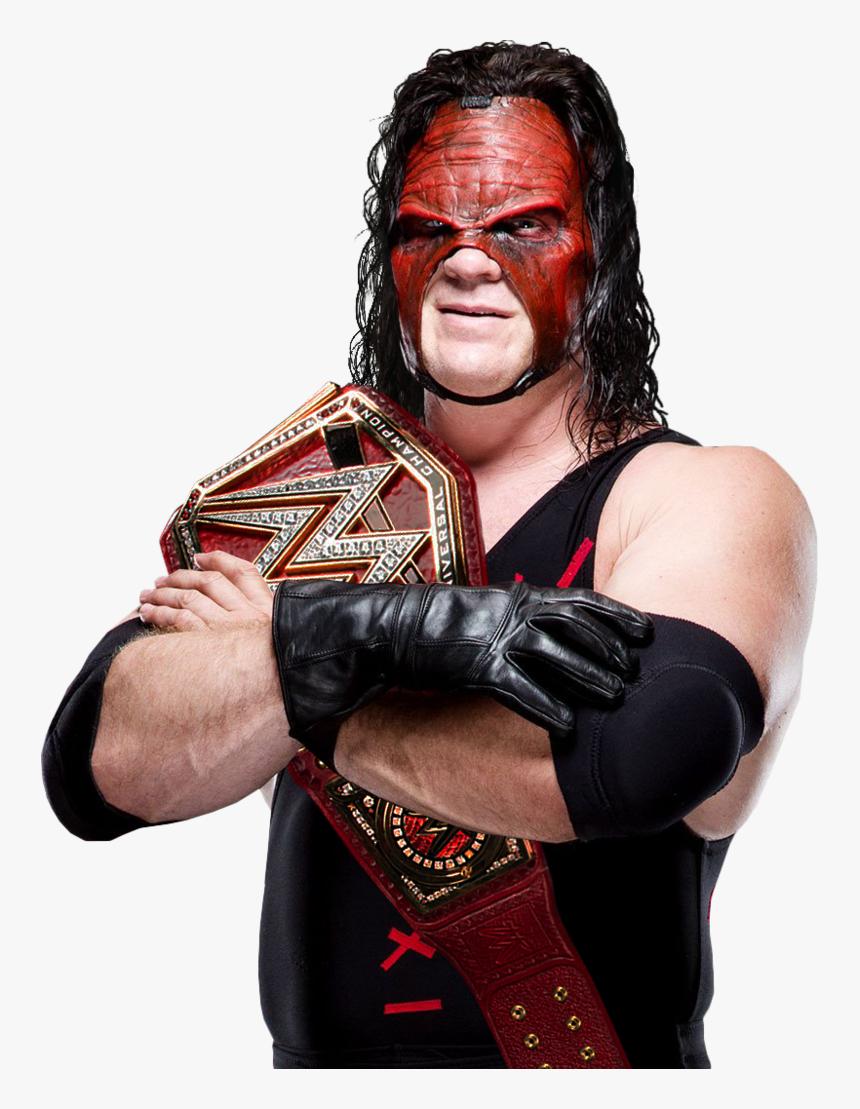 Wwe Kane 2017 Png - Wwe Kane Universal Champion, Transparent Png, Free Download