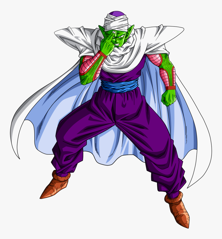 Character Profile Wikia - Dbz Super Piccolo, HD Png Download, Free Download