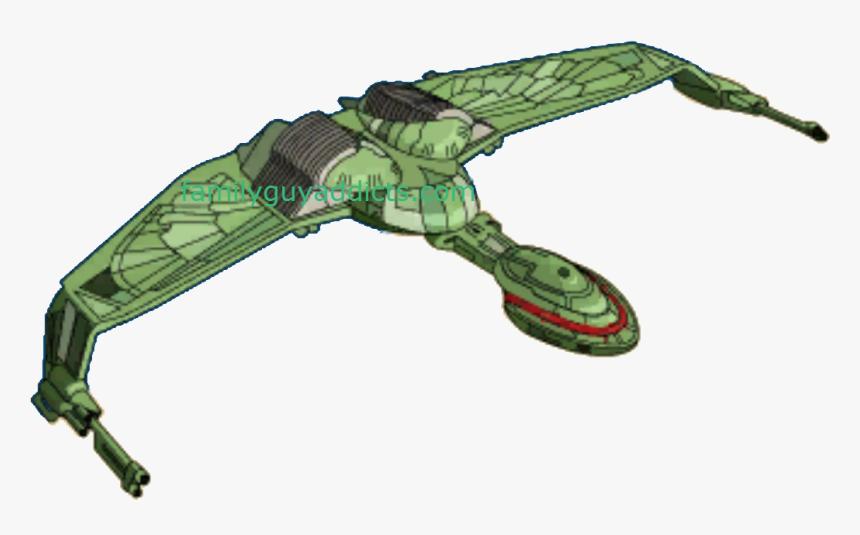 Klingon Bird Of Prey Star Trek Klingon Bird Of Prey Png Transparent Png Kindpng