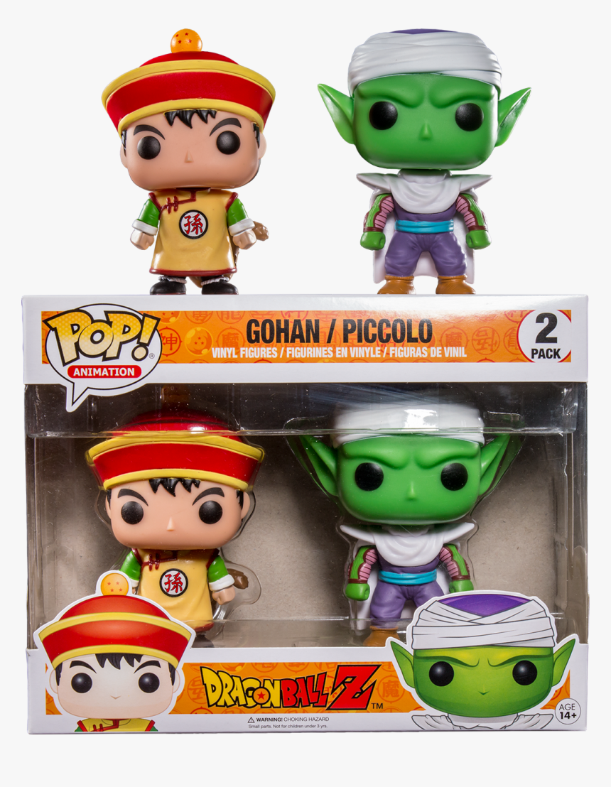 Piccolo And Gohan Pop, HD Png Download, Free Download