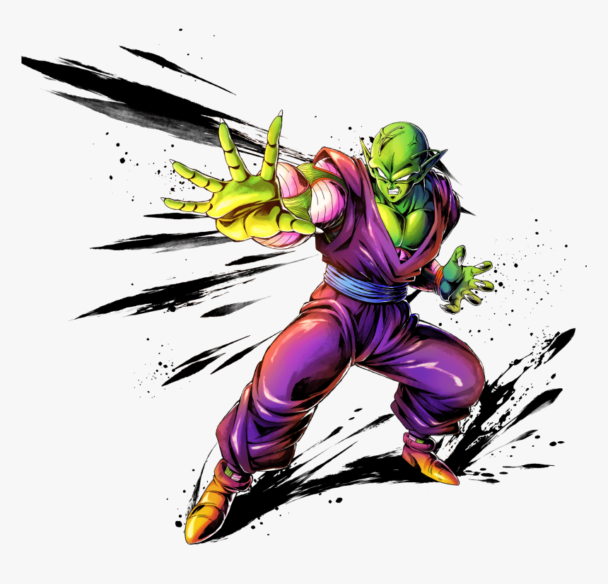 Sp Fused With Kami Piccolo Blue Dragonball Legends - Piccolo Dragon Ball Legends, HD Png Download, Free Download