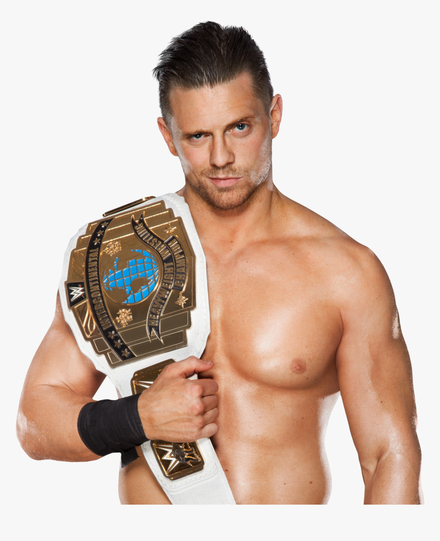 User Posted Image - Drew Mcintyre Ic Champion, HD Png Download, Free Download