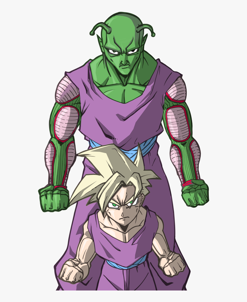 Piccolo And Gohan Png, Transparent Png, Free Download