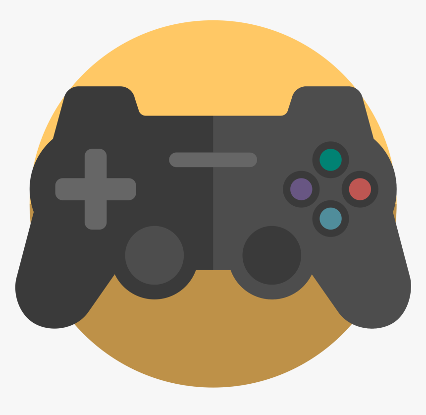 Transparent Videogame Clipart - Icon Video Game Png, Png Download, Free Download
