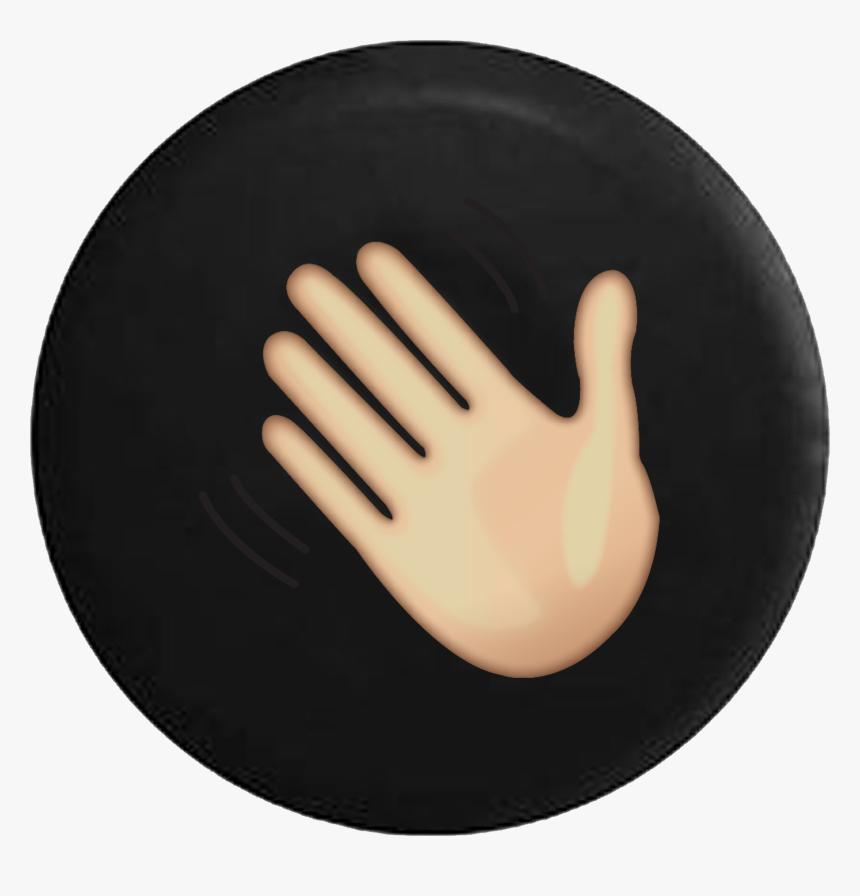 Waving Hand Wave Text Emoji Hand Waving Black Background Hd Png Download Kindpng Find images of black background. waving hand wave text emoji hand
