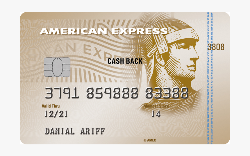 The American Express® Cash Back Gold Credit Card - American