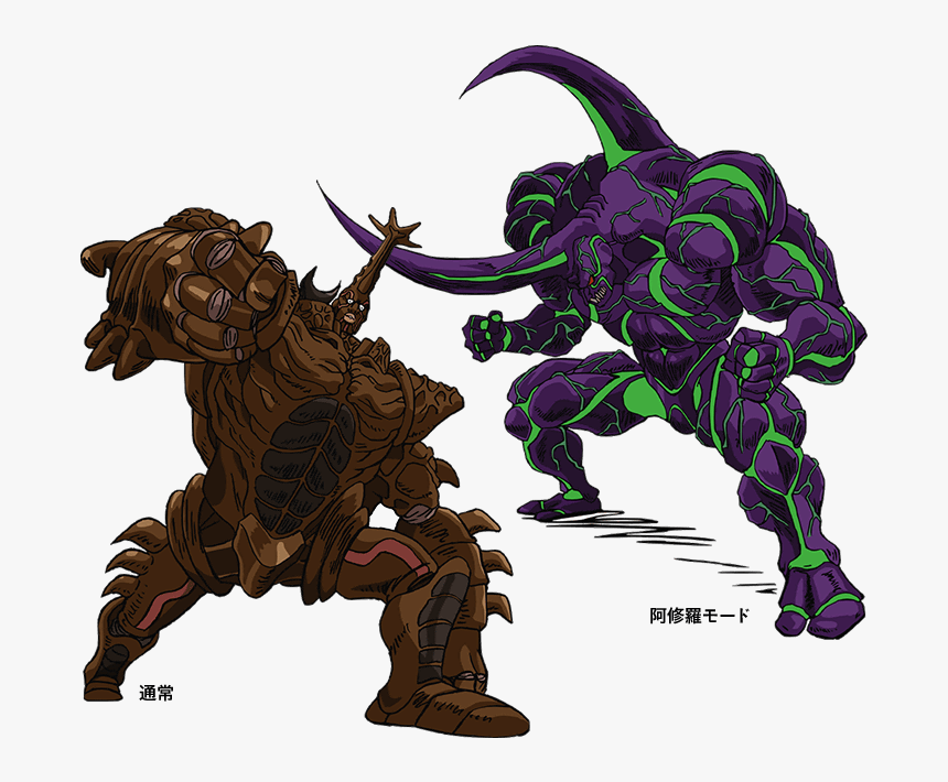 One Punch Man Asura Kabuto, HD Png Download, Free Download
