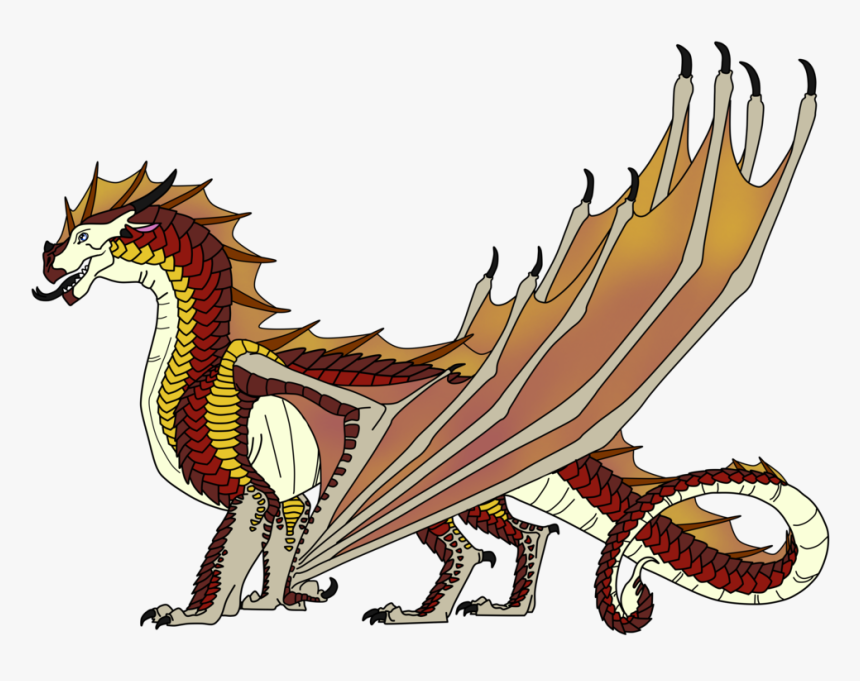 Clip Art Dragon Hybrid Name Wings Of Fire Legendary - Wings Of Fire Sandwing Skywing Hybrid, HD Png Download, Free Download
