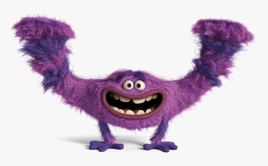 Download Monsters University Png Free Download Monsters University Art Character Transparent Png Kindpng