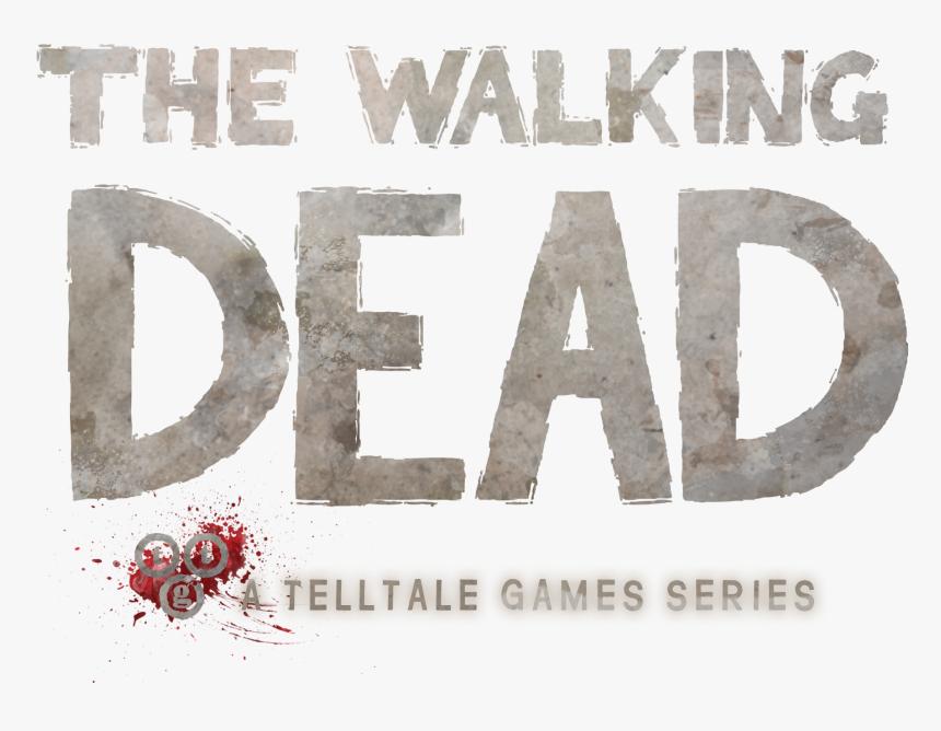 Telltale Games Logo Png - Walking Dead Png Telltale, Transparent Png, Free Download