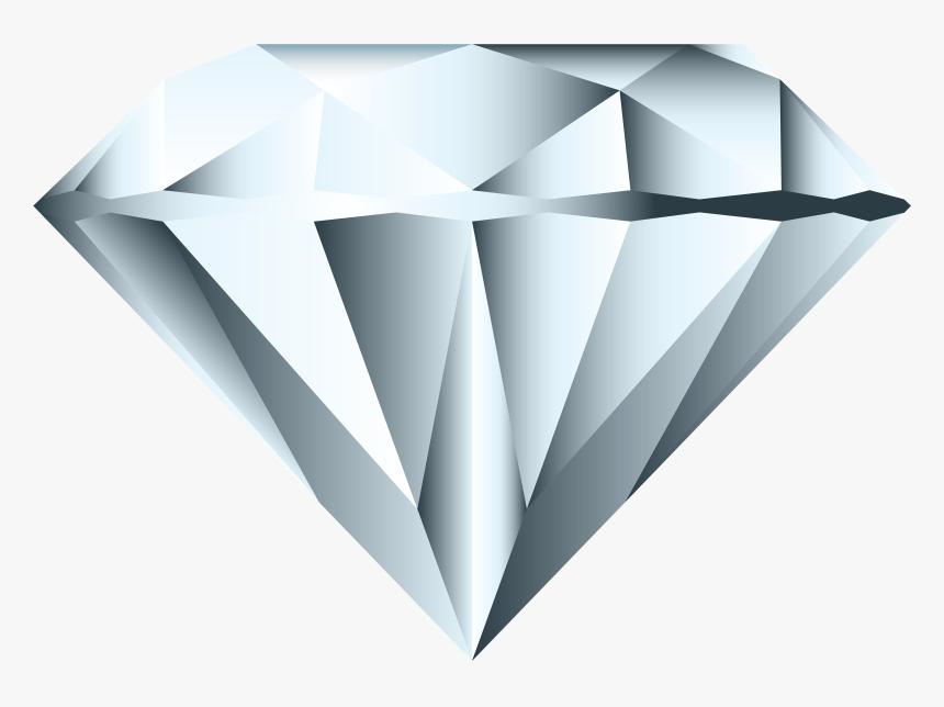 Clip Art Cartoon Diamond Png - Diamond Clipart Png, Transparent Png, Free Download