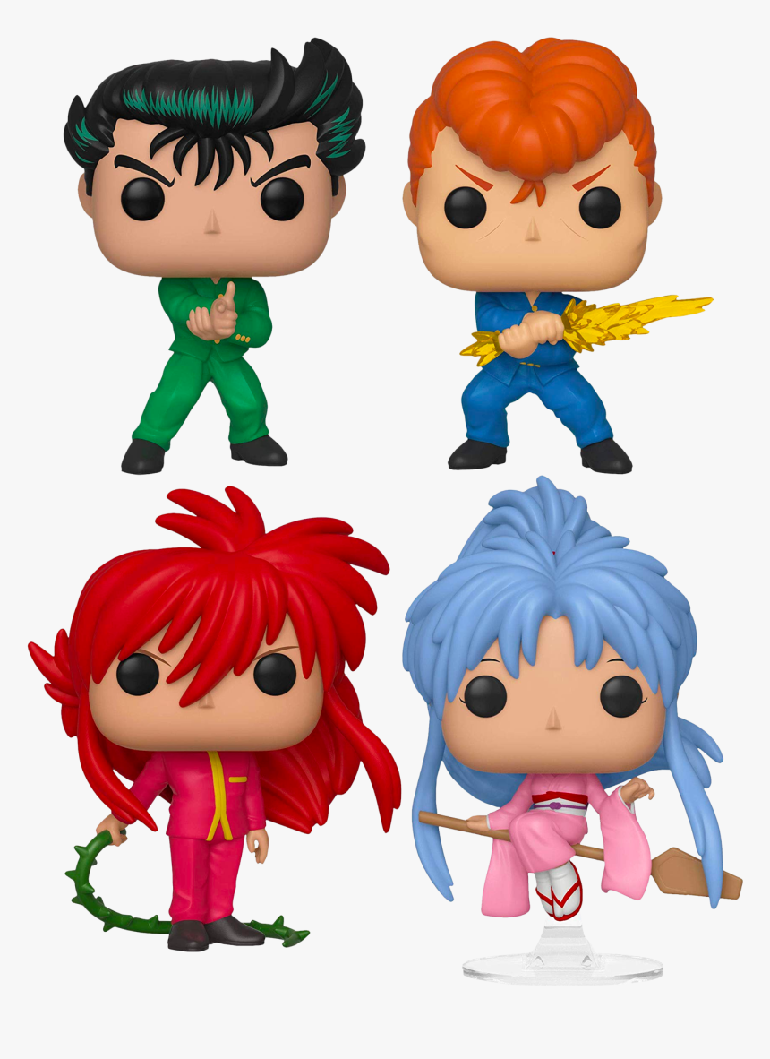 Funko Pop Yu Yu Hakusho, HD Png Download, Free Download