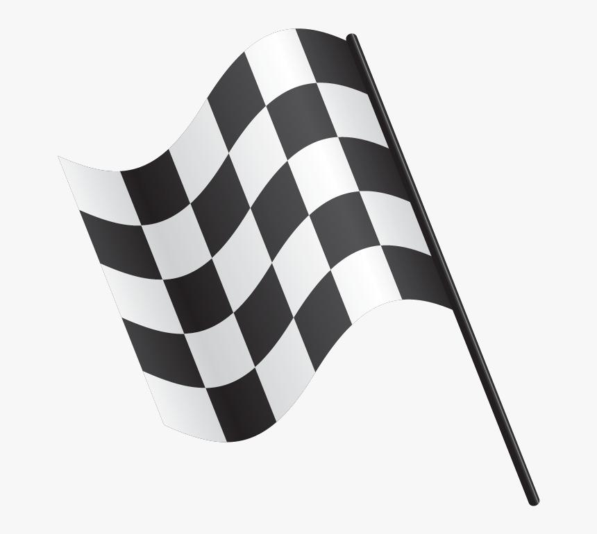 Transparent Finish Line Clipart - Finish Line Flag Png, Png Download, Free Download