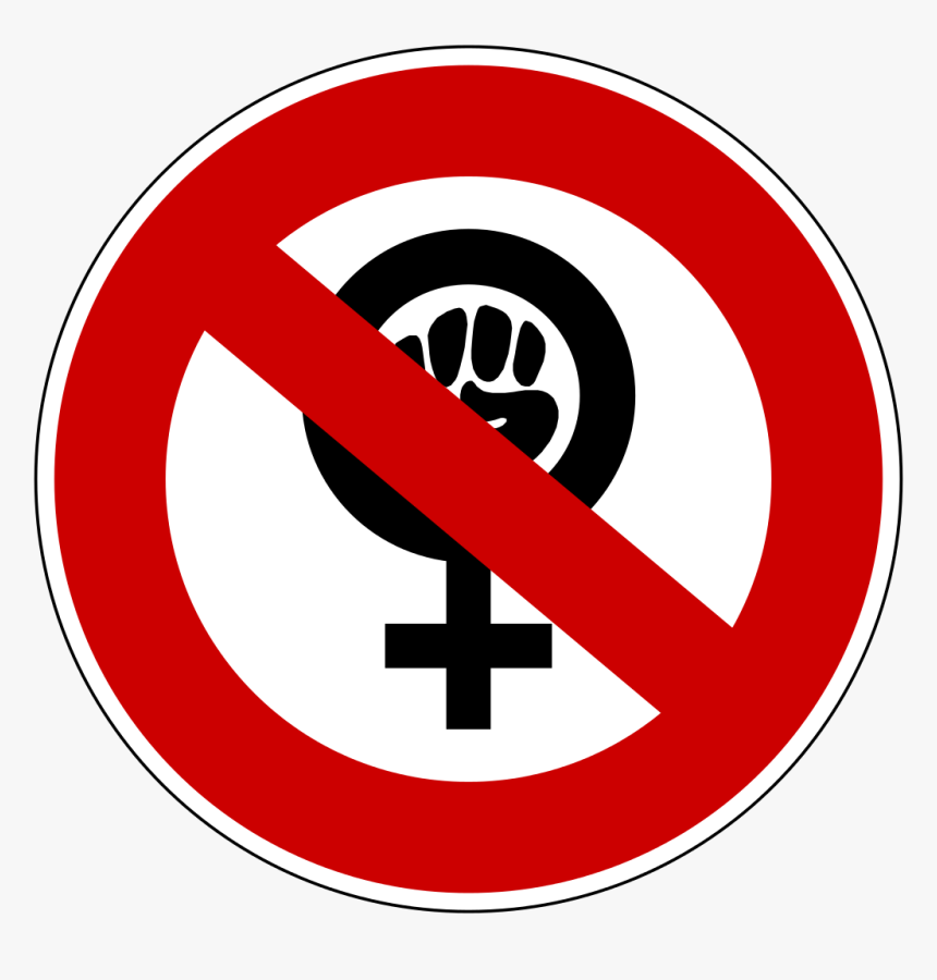 Transparent Feminist Symbol Png - Anti Feminist Symbol Png, Png Download, Free Download