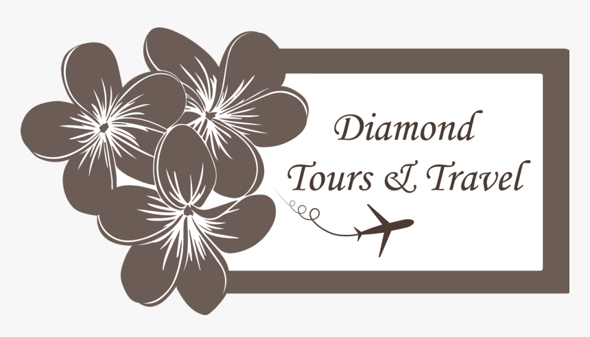 Diamond Tours And Travel - Calligraphy, HD Png Download, Free Download