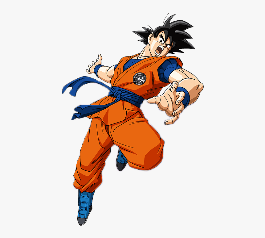 Character Stats And Profiles - Super Dragon Ball Heroes Goku, HD Png Download, Free Download