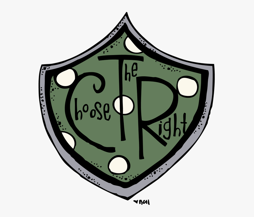 Clip Art Ctr Shield Outline - Coloring Page Clipart Ctr Lds, HD Png Download, Free Download