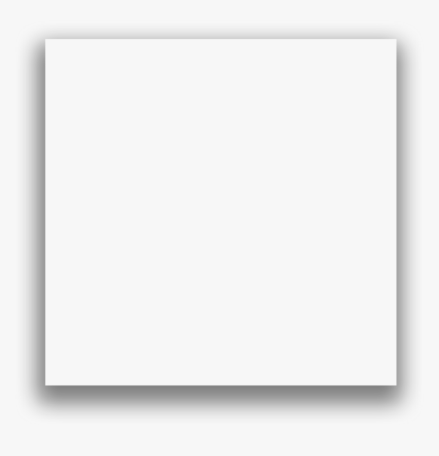 #square #shadow - Square With Shadow Png, Transparent Png, Free Download