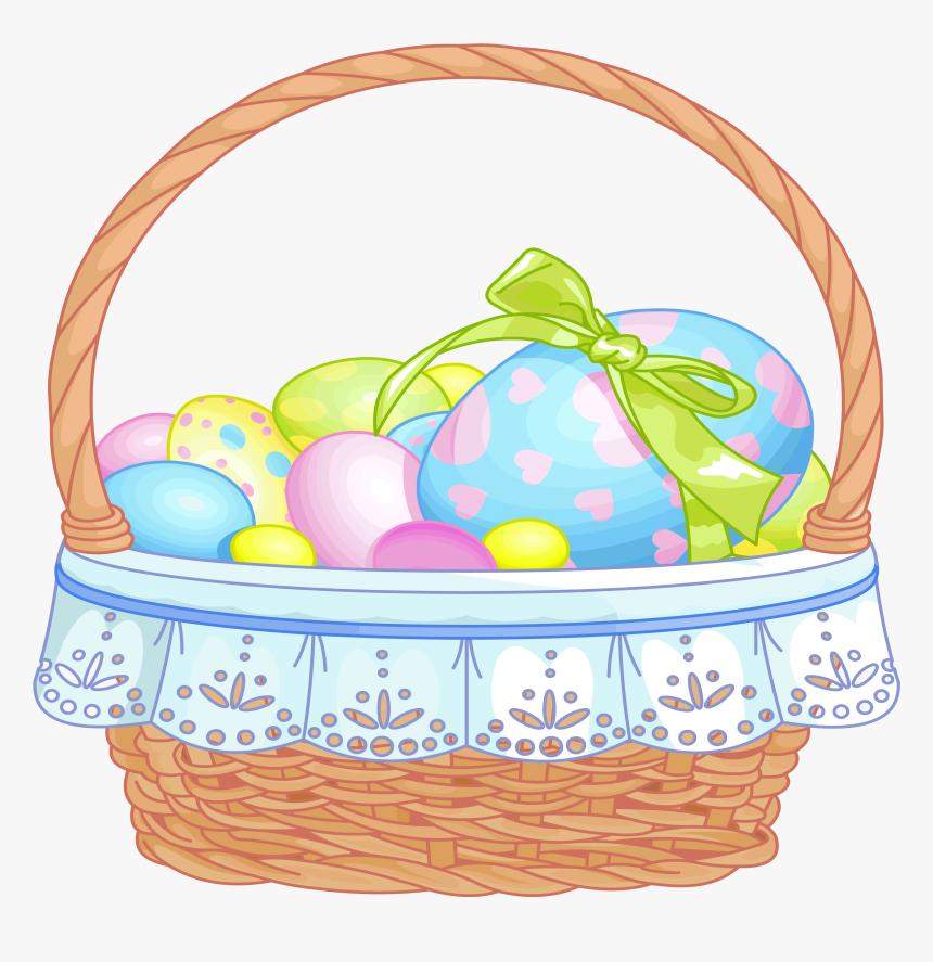 Basket Clipart Bakul Easter Basket Clipart Transparent