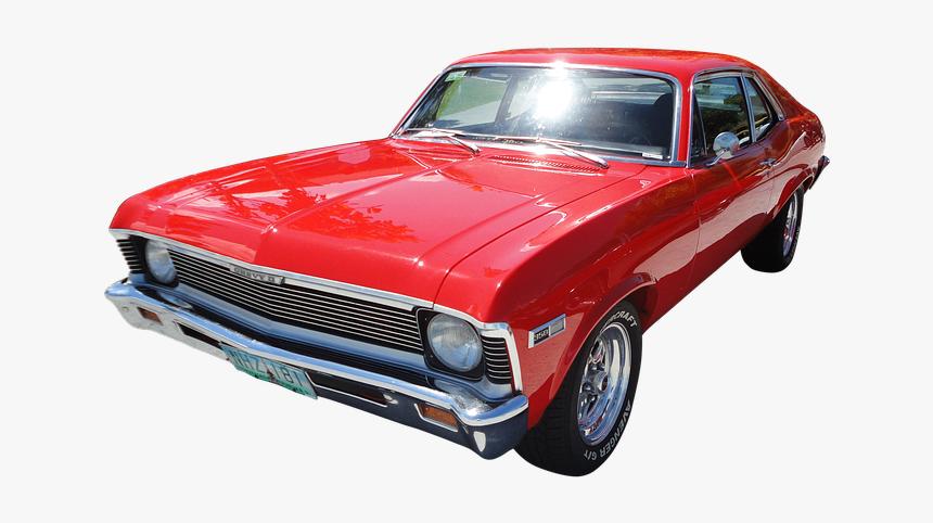 Classic muscle car clipart - ClipartAndScrap