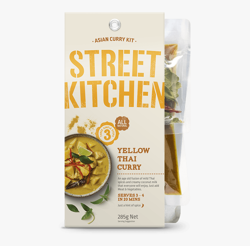 Street Kitchen Curry, HD Png Download, Free Download