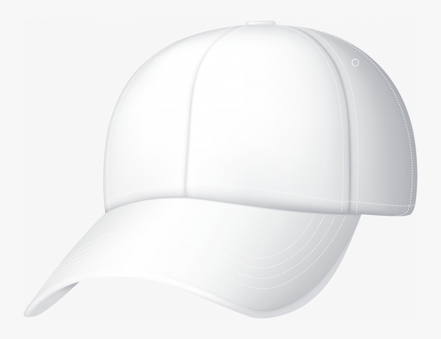 Download For Free Baseball Cap Png Image Without Background - White Baseball Hat Png, Transparent Png, Free Download