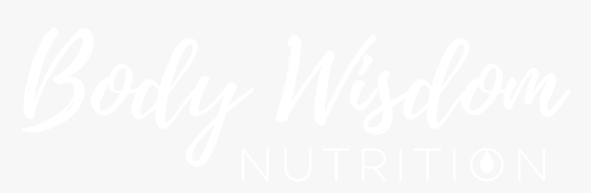 Body Wisdom Nutrition - Calligraphy, HD Png Download, Free Download