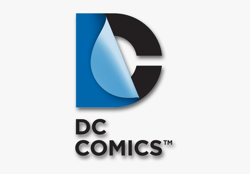 Batman Superman Dc Comics Logo Comic Book - Transparent Dc Comics Logo, HD Png Download, Free Download