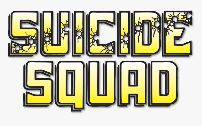 Suicide Squad Comic Logo, HD Png Download, Free Download