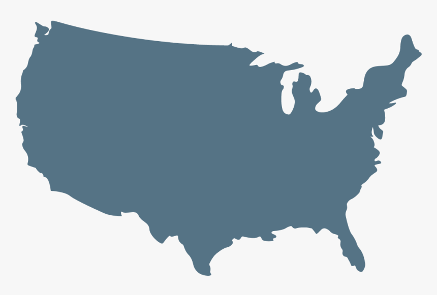 United States Map Transparent Background, HD Png Download, Free Download